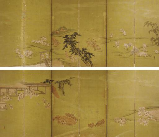Kano school (18th-19th Century)