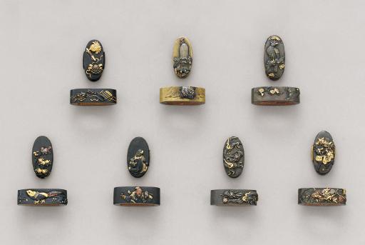 Seven Pairs of Fuchi-gashira