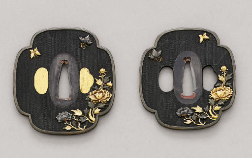 An Omori School Daisho (Pair o