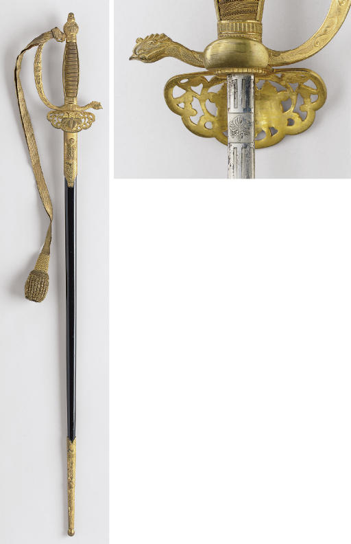 A Diplomatic Sword in Imperial