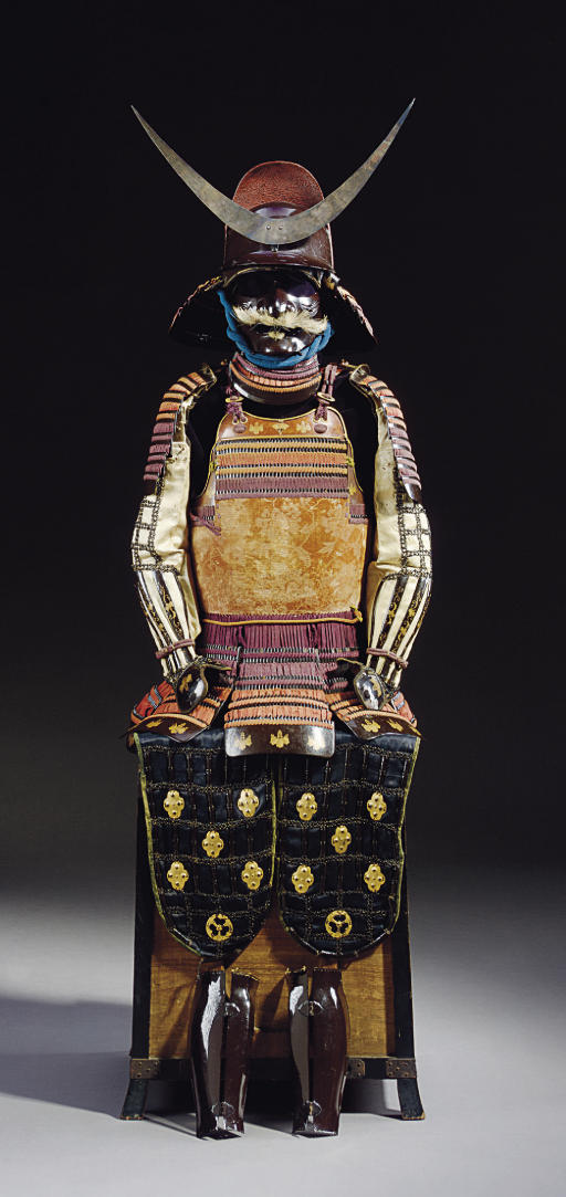 A Ni-Mai Do Suit of Armor with