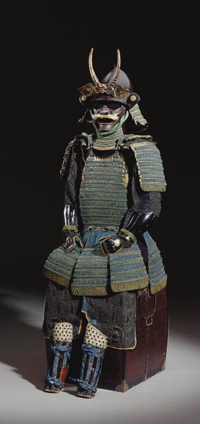 A Ni-Mai Do Suit of Armor