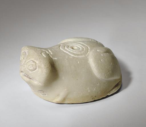 An Archaistic Animalier Marble