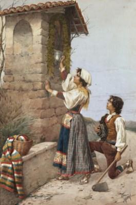 Filippo Indoni (Italian, 1842-