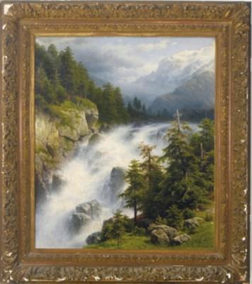 Joseph Jansen (German, 1829-19