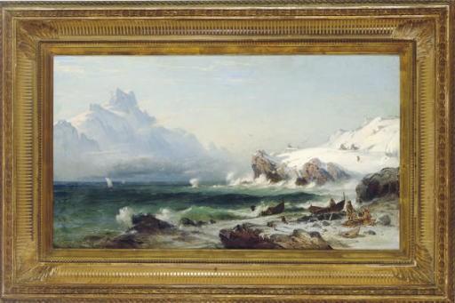 Albert Berg (GERMAN, 1825-1884