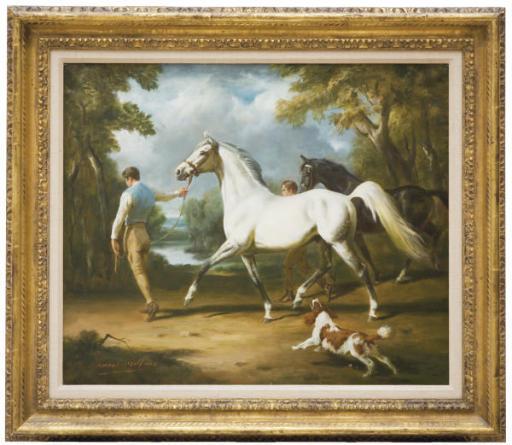Raoul H. Millais (British, 190