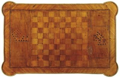 A LOUIS XV TULIPWOOD, KINGWOOD
