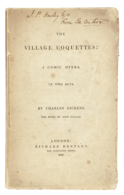 DICKENS, Charles. The Village