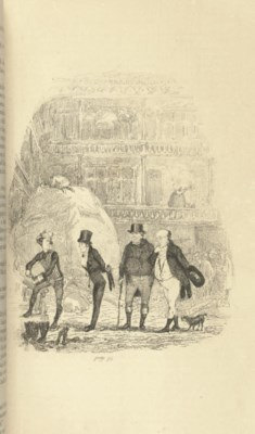DICKENS, Charles.  The Posthum