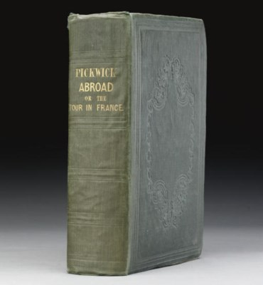 [PICKWICK PAPERS]. -- REYNOLDS
