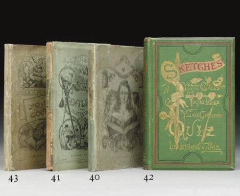DICKENS, Charles. Sketches of