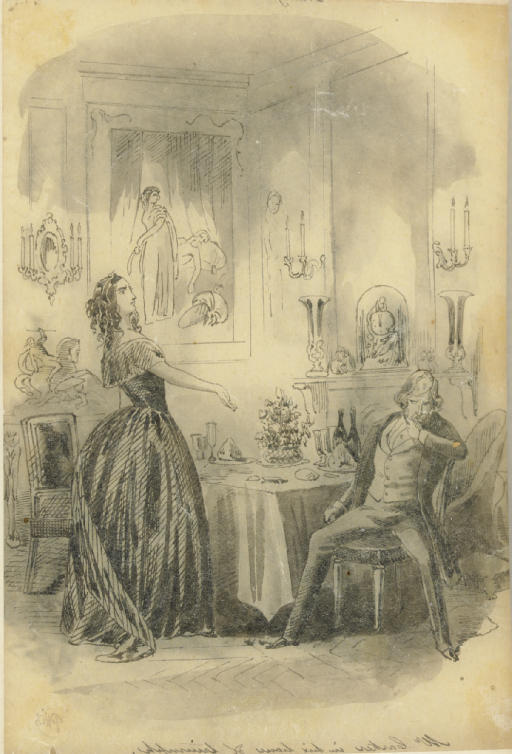 DICKENS, Charles. Dombey and S