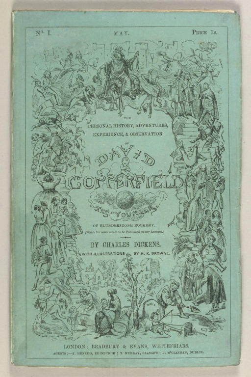 DICKENS, Charles. David Copper