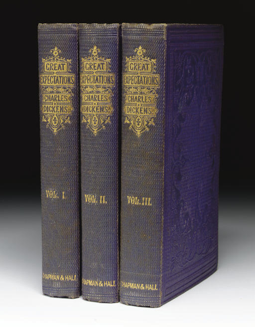 DICKENS, Charles. Great Expect
