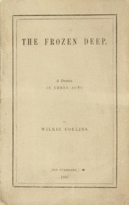 COLLINS, Wilkie (1824-1889) [a