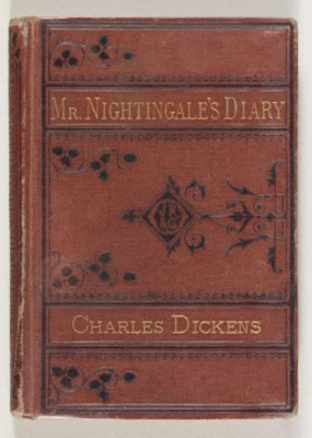 DICKENS, Charles and Mark LEMO