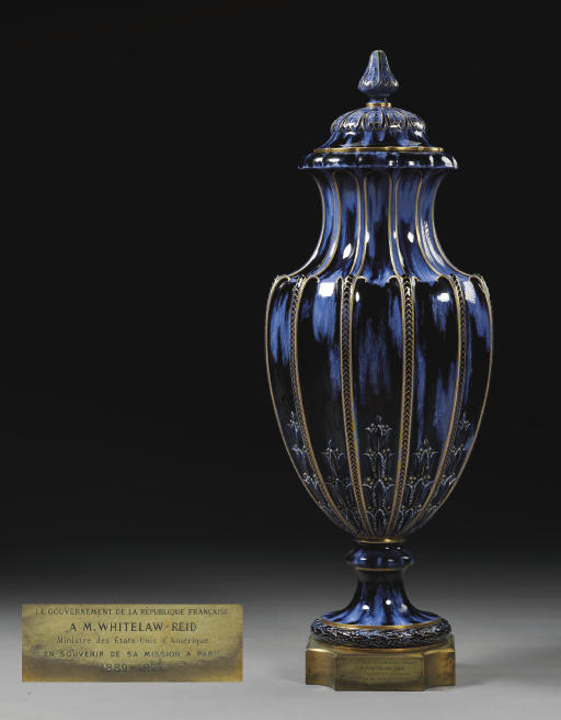 A COMMEMORATIVE SEVRES (SECOND