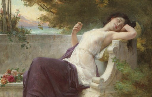 Guillaume Seignac (French, 187