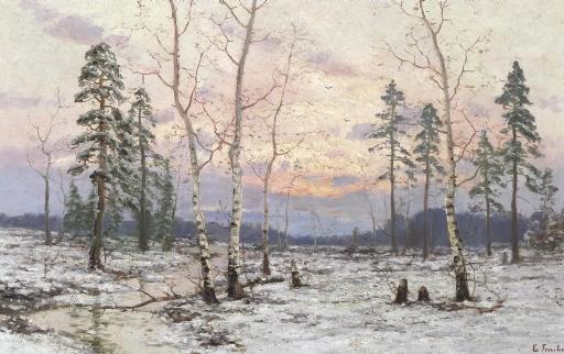 Eugen Taube (Finnish, 1860-191