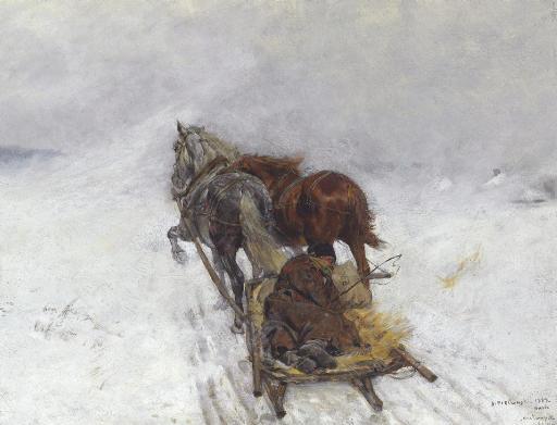 Antoni Piotrowski (Polish, 185