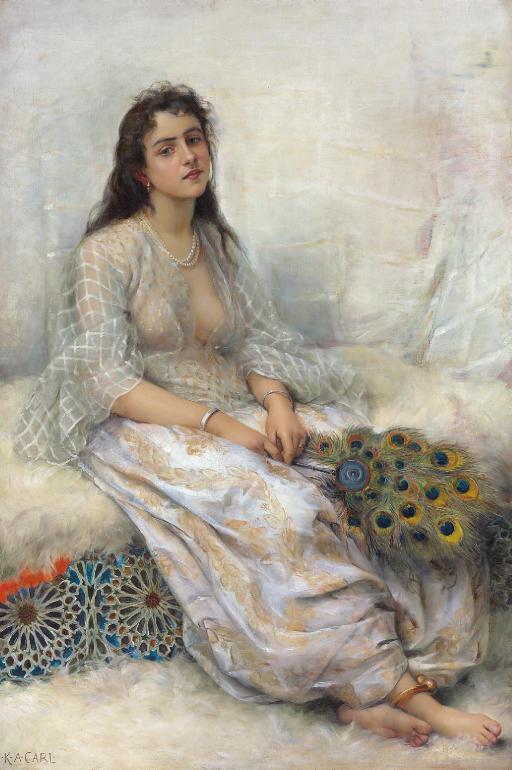 Katherine-Augusta Carl (Americ