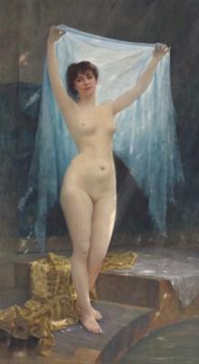 Albert Aublet (French, 1851-19
