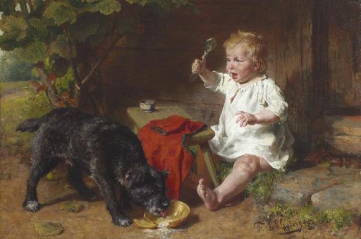 Felix Schlesinger (German, 183
