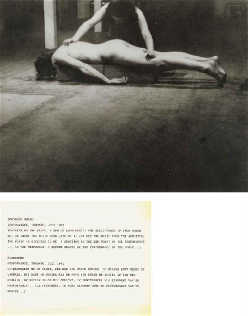 VITO ACCONCI (B. 1940)