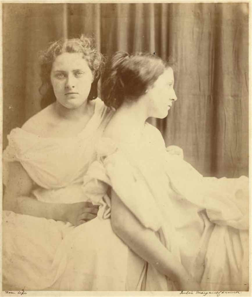 JULIA MARGARET CAMERON (1815-1879) | 2nd Version of Study after ...