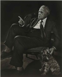 Robert Frost, 1958