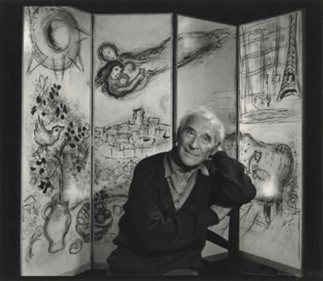 YOUSUF KARSH (1908-2002)