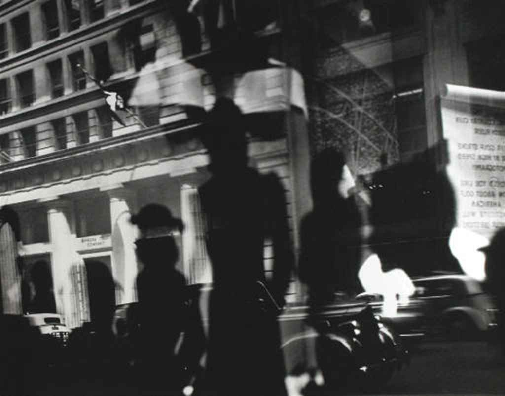 Reflections, NYC, Rockefeller Center, 1939-45
