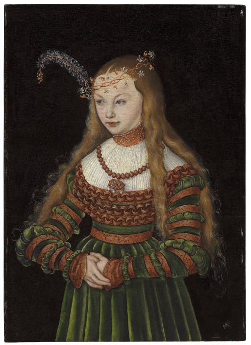 Lucas Cranach The Elder Kronach 1472-1553 Weimar