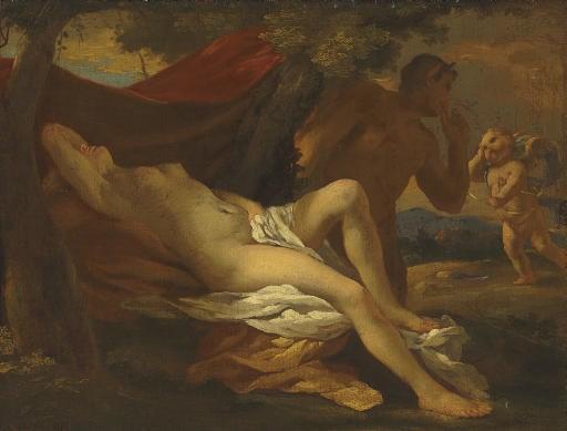 Nicolas Poussin Normandy 1594-