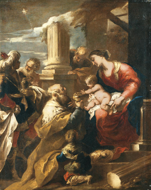 Valerio Castello Genoa 1624-16