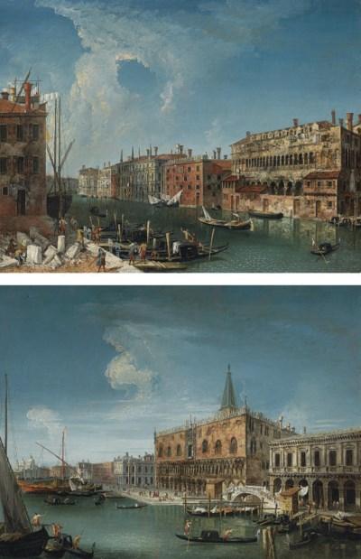 Michele Marieschi Venice 1696-