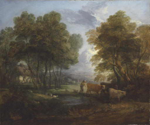 Thomas Gainsborough Sudbury 1727-1788 London