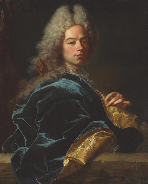 Hyacinthe Rigaud Perpignan 1659-1743 Paris