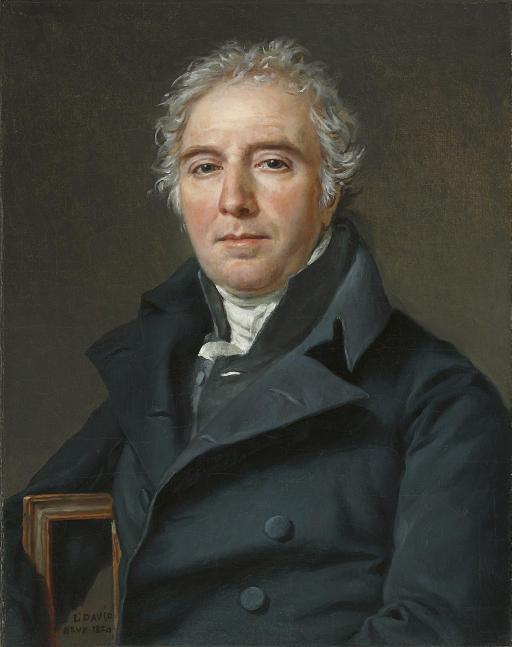 Jacques-Louis David Paris 1748