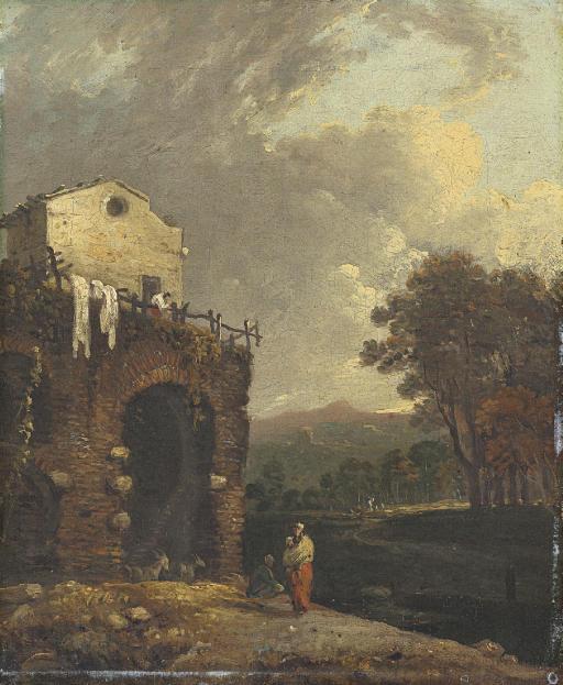 Richard Wilson, R.A. Powys 171