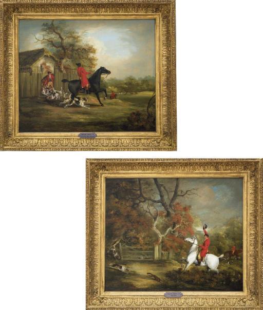 Samuel Alken Jun. London 1784-
