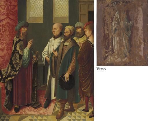 King Herod and his ambassadors