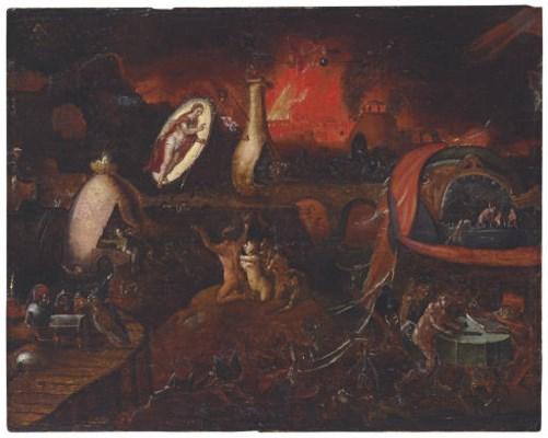 Pieter Huys Antwerp 1519-1594
