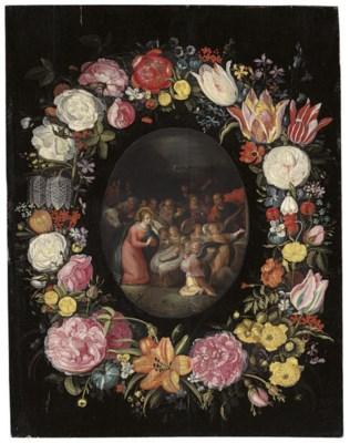 Frans Francken II and studio A
