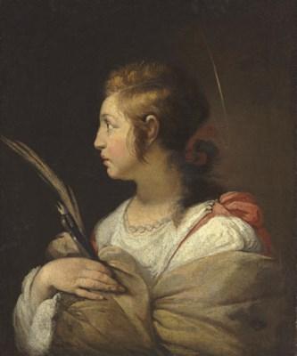 Studio of Bernardo Strozzi Gen