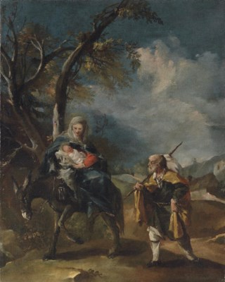 Gianantonio Guardi Venice 1699