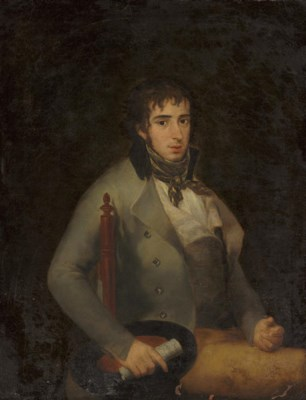 Circle of Francisco Goya Fuend