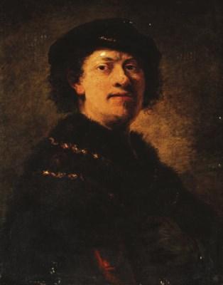 After Rembrandt Harmernsz. van