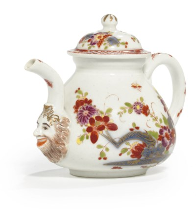 AN EARLY MEISSEN CHINOISERIE T